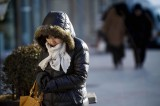 Cold paralyzes life in Korea