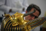 Eight Egyptians face trial over botched restoration of Tutankhamun mask