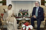 India, Afghanistan sign pact for visa-free travel
