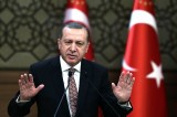 Erdogan Criticizes Group Behind 2010 Gaza Flotilla