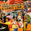 Middle East Film & Comic con announces their A-list guests