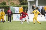 Kuwaiti schoolchildren's football dreams come true