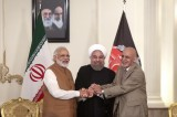 India, Iran, Afghanistan sign the historic agreement
