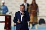 Russia is arming PKK terrorists, Erdogan says