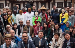 World peace forum Seven days in magic Korea