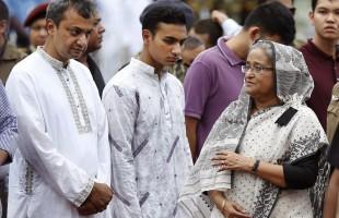 Bangladesh Faces Terror