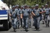 Armenia: Armed men seize Yerevan police station