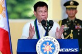 Duterte says he will 'whack' UN observer in the head