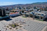 Chinggis Square to become Sukhbaatar Square in Mongolia