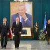 A Sensitive Power Transition in Uzbekistan
