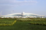 Turkmenistan Opened $2.3 Billion Airport Terminal in Ashgabat