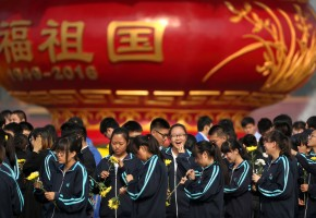 China marked Martyrs' Day