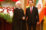 Iran and Vietnam cancel visa regime