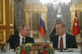 Russia, Turkey sign agreement on Turkish Stream gas pipeline project