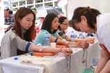 Blood donation increases by 35 percent in Mongolia