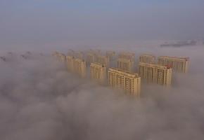 Orange alert issued for heavy fog in China