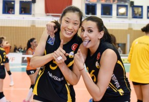 Zhu Ting leads to victory over World Club Champions Eczacibasi