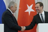 Medvedev and Yildirim: Russia and Turkey should develop their relations more actively