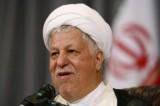 Hashemi Rafsanjani dies at 82