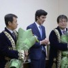 Deputy IT and Communications Minister of Uzbekistan from South Korea completes his mission