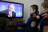 93% of Russians watch television