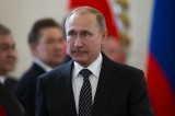 Putin warns of future chemical weapons 'provocations' in Syria