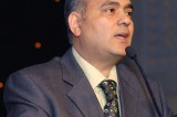 """Ashraf Aboul-Yazid signs """"the Memory of Silence"""" in Mumbai Poetry Festival"""