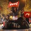 Turkey referendum: Erdoğan wins vote amid dispute over ballots – as it happened