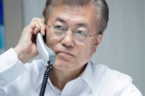 """President Moon…""""Straight to Work!"""""""