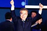 """2017 South Korea Presidential Election: the """"Moon"""" and """"Hong"""" Race"""