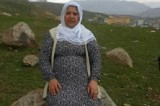 The Kurdish Mother; Life of Hardships