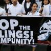Killing for a drug-free nation?