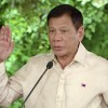 Unconditional support for Duterte's War on Drugs by citizens