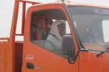 Desert Women Snap up Dump Truck-Driving Jobs