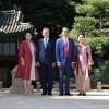 Indonesian President Joko Widodo Visiting South Korea