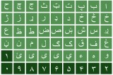 Pakistan's native languages have Perso-Arabic alphabets
