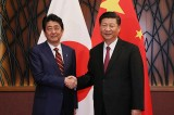 Abe's advice to Xi meeting Trump at trade war dinner