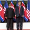 N. Korean leader in Hanoi for talks with Trump
