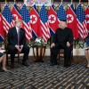 What happened, or didn't happen, when Trump and Kim met again
