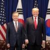 Moon, Trump to hold summit on April 11 in Washington