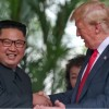 N. Korean media airs documentary film on Trump-Kim summit