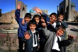 Pre-school education in Uzbekistan