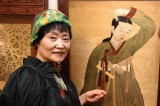 A thread artist Son In-sook who exhibited at Musée National des Arts Asiatiques Guimet in France, is involved in a lawsuit