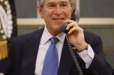 Moon to meet former U.S. President Bush this week