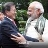 Moon congratulates Indian Prime Minister Modi on latest election victory