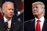 Trump deflects criticism after supporting N.K. insult of Biden