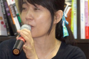 Award-winning Han Kang wants to write about books in her life