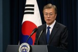 Moon urges innovative growth to counter Japan's trade pressure