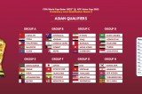 South Korea to face North Korea as groups finalized for 2022 World Cup