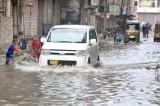 Heavy monsoon rains lash Pakistan